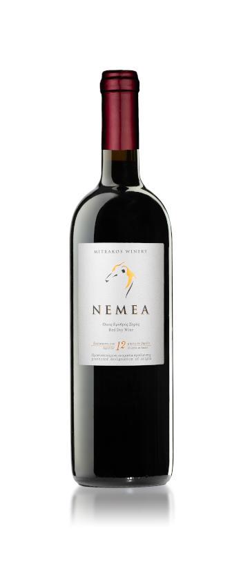 νεμέα μητράκος κόκκινο κρασί nemea mitrakos kokkino krasi
